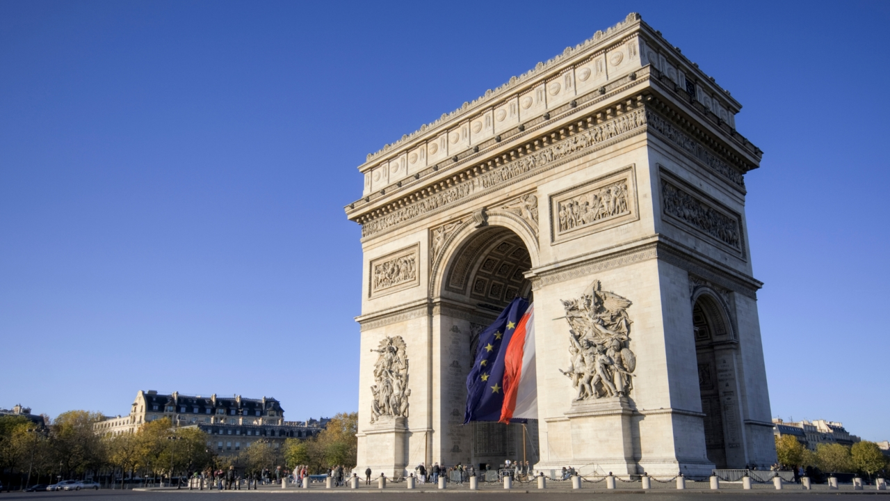 Major Tourist Attractions In France